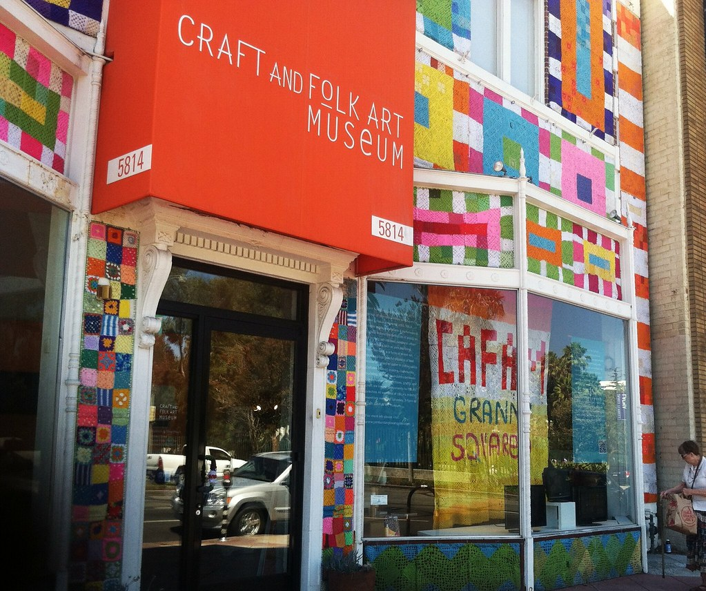 Craft Folk And Art Museum