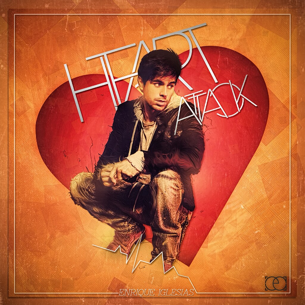 Enrique iglesias - Heart Attack | for new song. | ehϟan ...