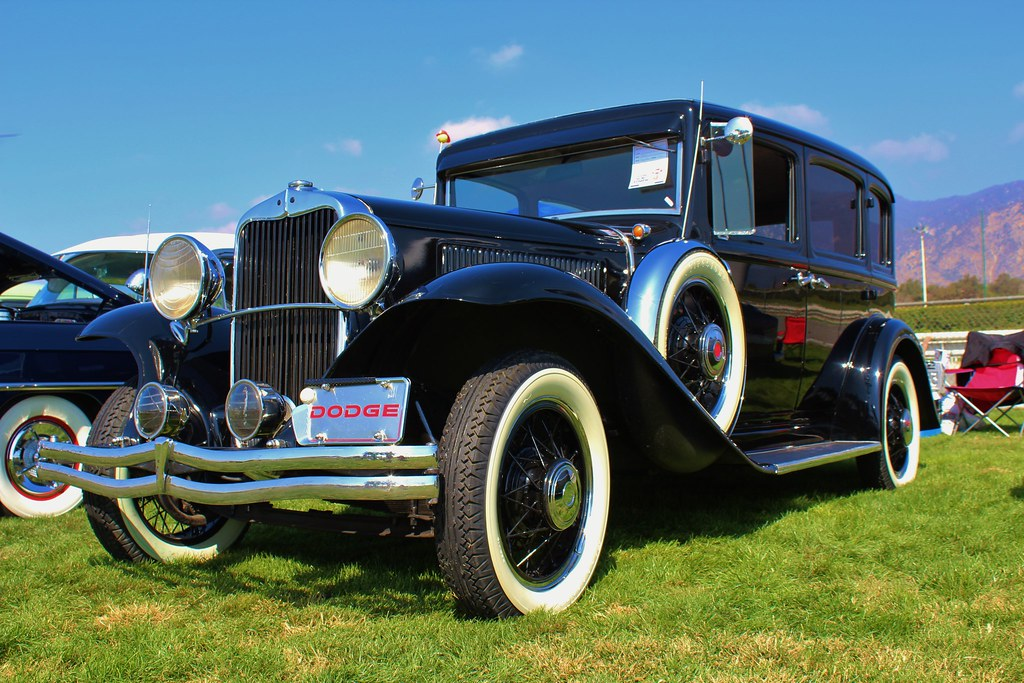 1931 Dodge Bros Dh6 Owned By Jorge Garcia Of The