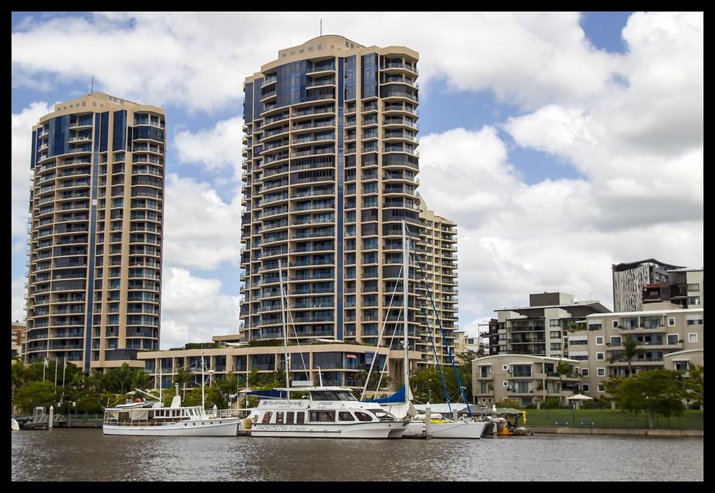 Brisbane Kangaroo Point Appartments 1 Brisbane Kangaroo P Flickr