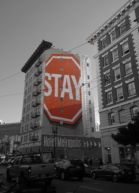 Hotel Metropolis San Francisco Parken