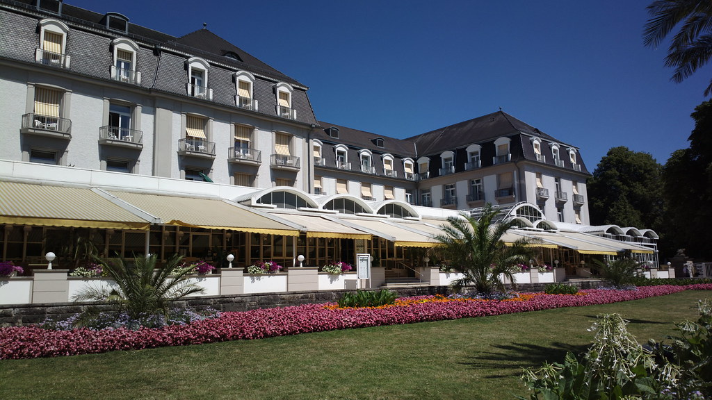 Steigenberger Hotel Bad Kibingen