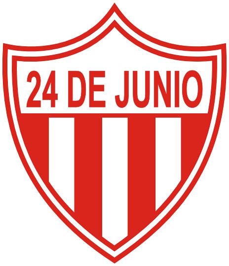 Escudo Club 24 de Junio