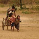 Kratie Kambodża