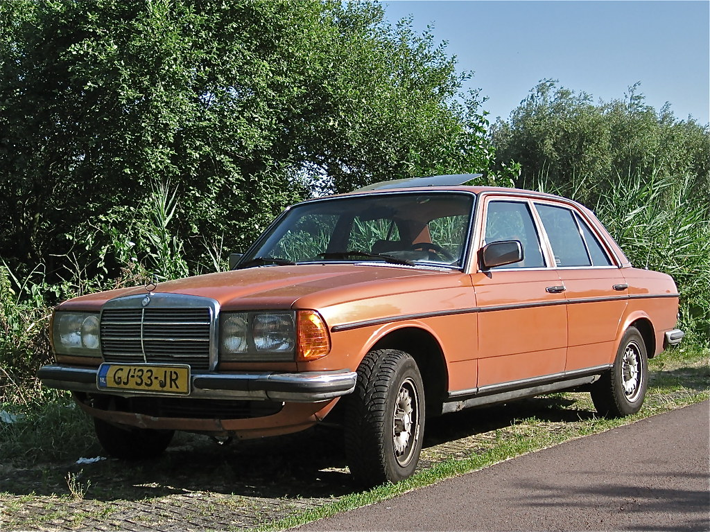 1980 mercedes benz w123 280d 5 cylinder diesel engine for Mercedes benz 5 cylinder diesel engine