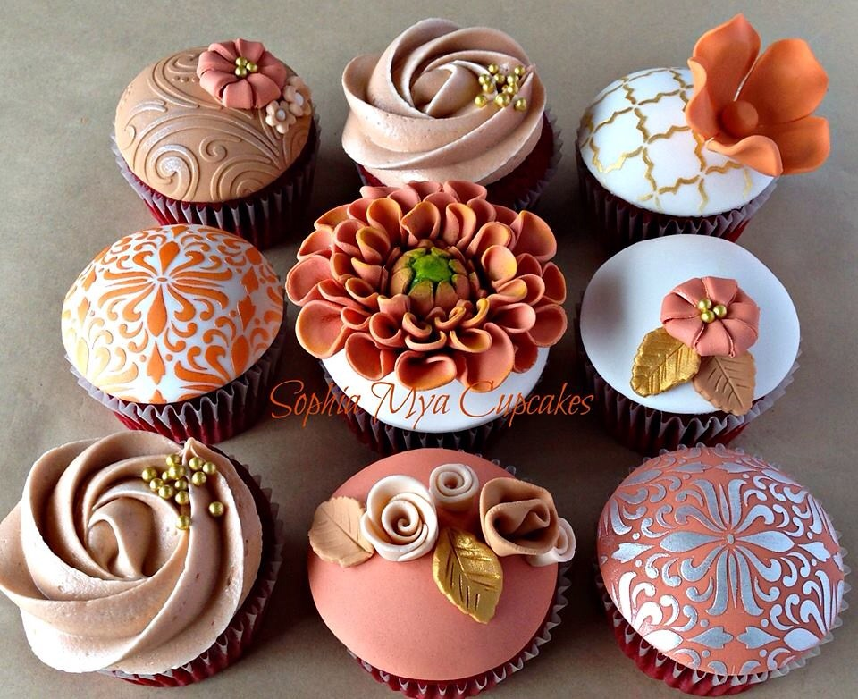 Autumn Wedding Cakes Designs