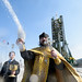 An Orthodox Blessing (NASA, International Space Station, 03/24/14)