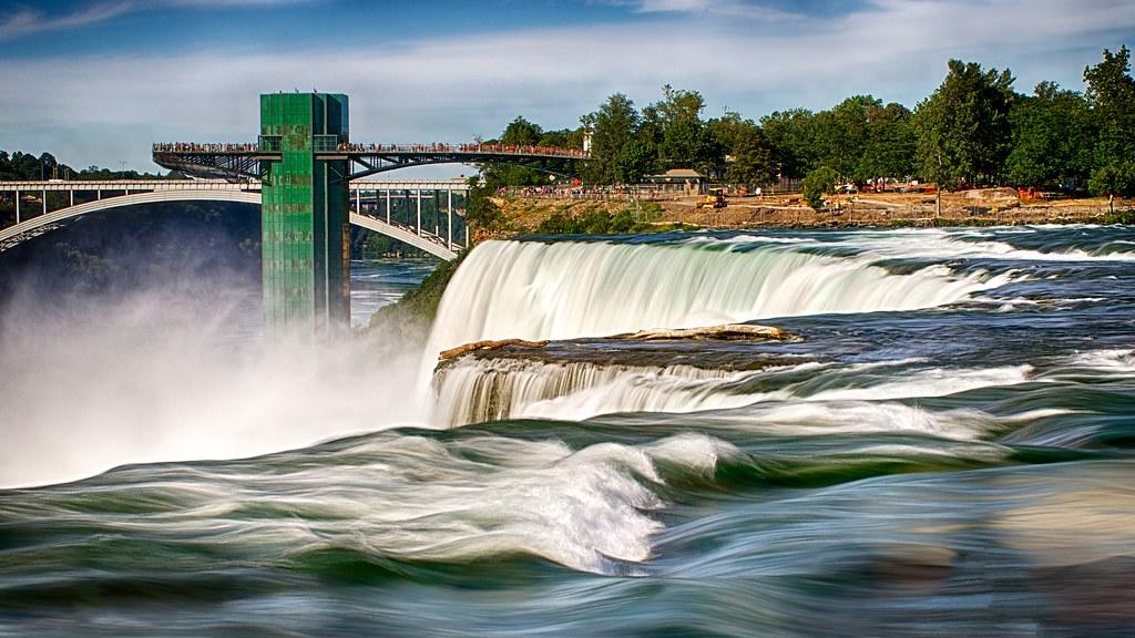 Niagara Falls Niagara Falls Ny Michael Hoffman Flickr