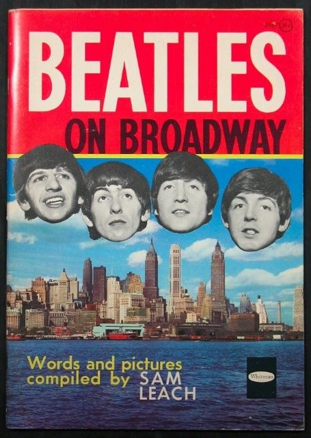 beatles_onbroadwaybook
