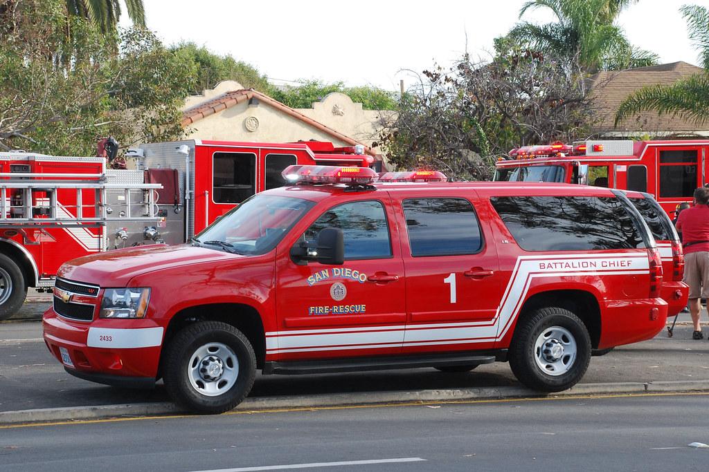 san diego fire dept chevy suburban batallion chief 39 s car flickr. Black Bedroom Furniture Sets. Home Design Ideas