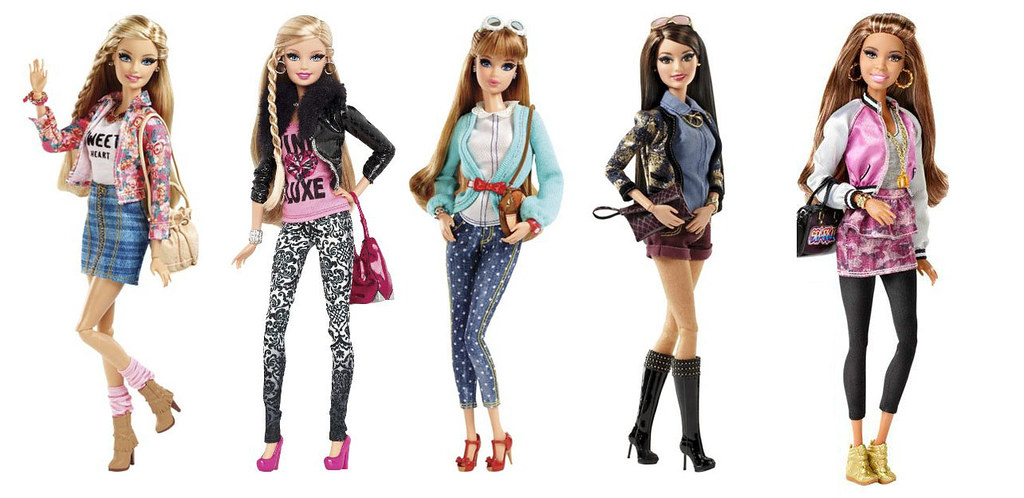 Complete Barbie Style Wave 2