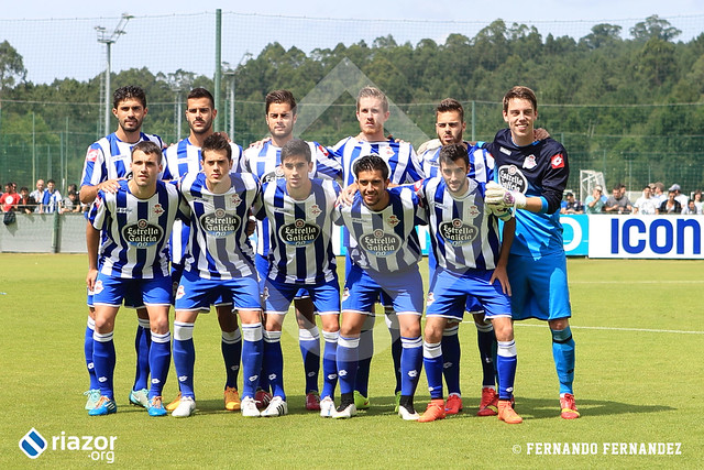 Playoff Ascenso. Fabril - San Pedro
