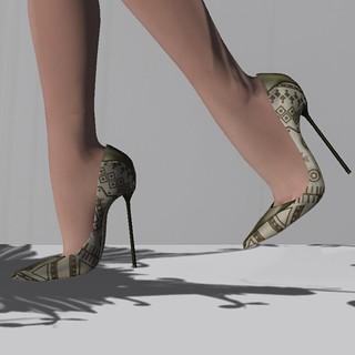 21 Shoe: Kokoia
