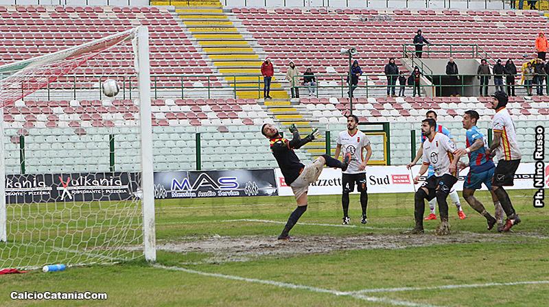 Il gol dell'ex di Demiro Pozzebon