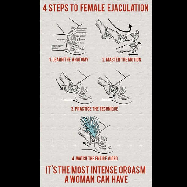 Is Female Ejaculation An Orgasm