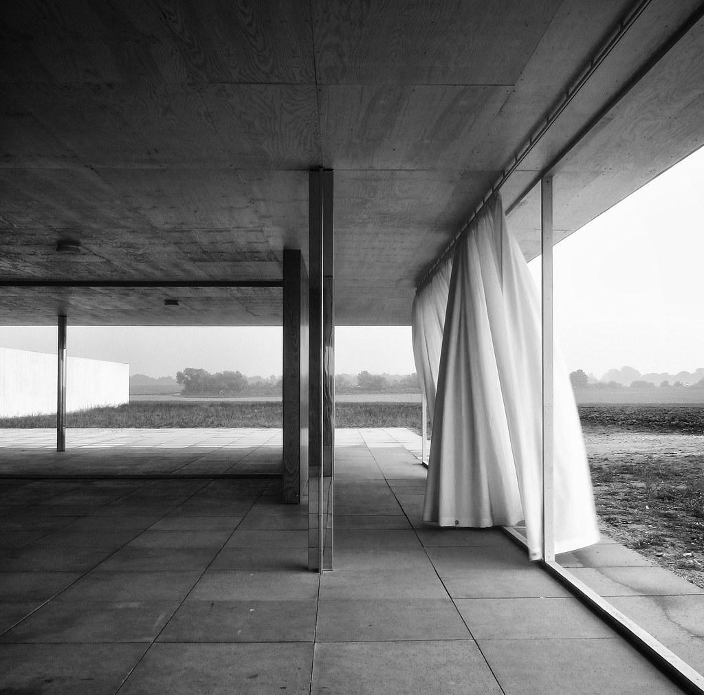 mies 1 1 golf club krefeld egelsberg germany mies van der flickr. Black Bedroom Furniture Sets. Home Design Ideas