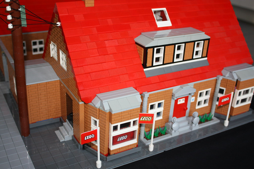 The lego house of ole kirk christiansen the house of for Lego house original