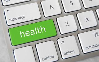 decorative - keyboard with health key