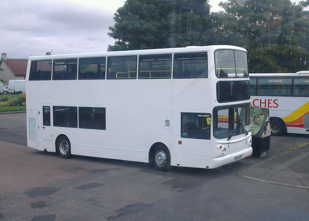 A1 Coaches Sk52usf A1 Coaches Recent Acquirement Is An