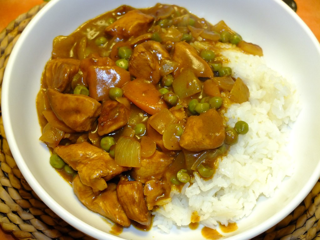 Chinese Style Chicken Curry Chinese Chicken Curry | by