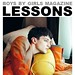 Boys by Girls Magazine / Issue 5 cover with Matthew Bell