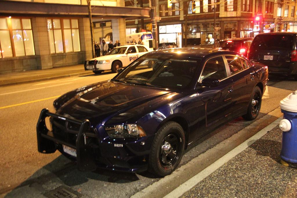 Vancouver Police Unmar...