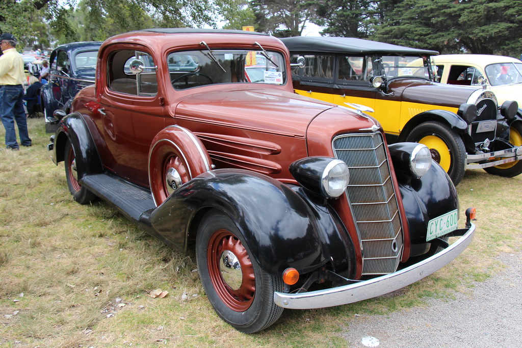 1934 Oldsmobile F34 Business Coupe | Olds Motor Vehicle Co ...
