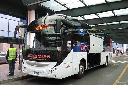 [Italy 2015] Malpensa Shuttle