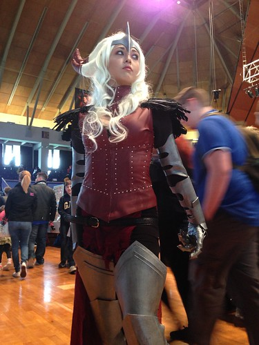 Preston Comic-Con 2015 - Dragon Age
