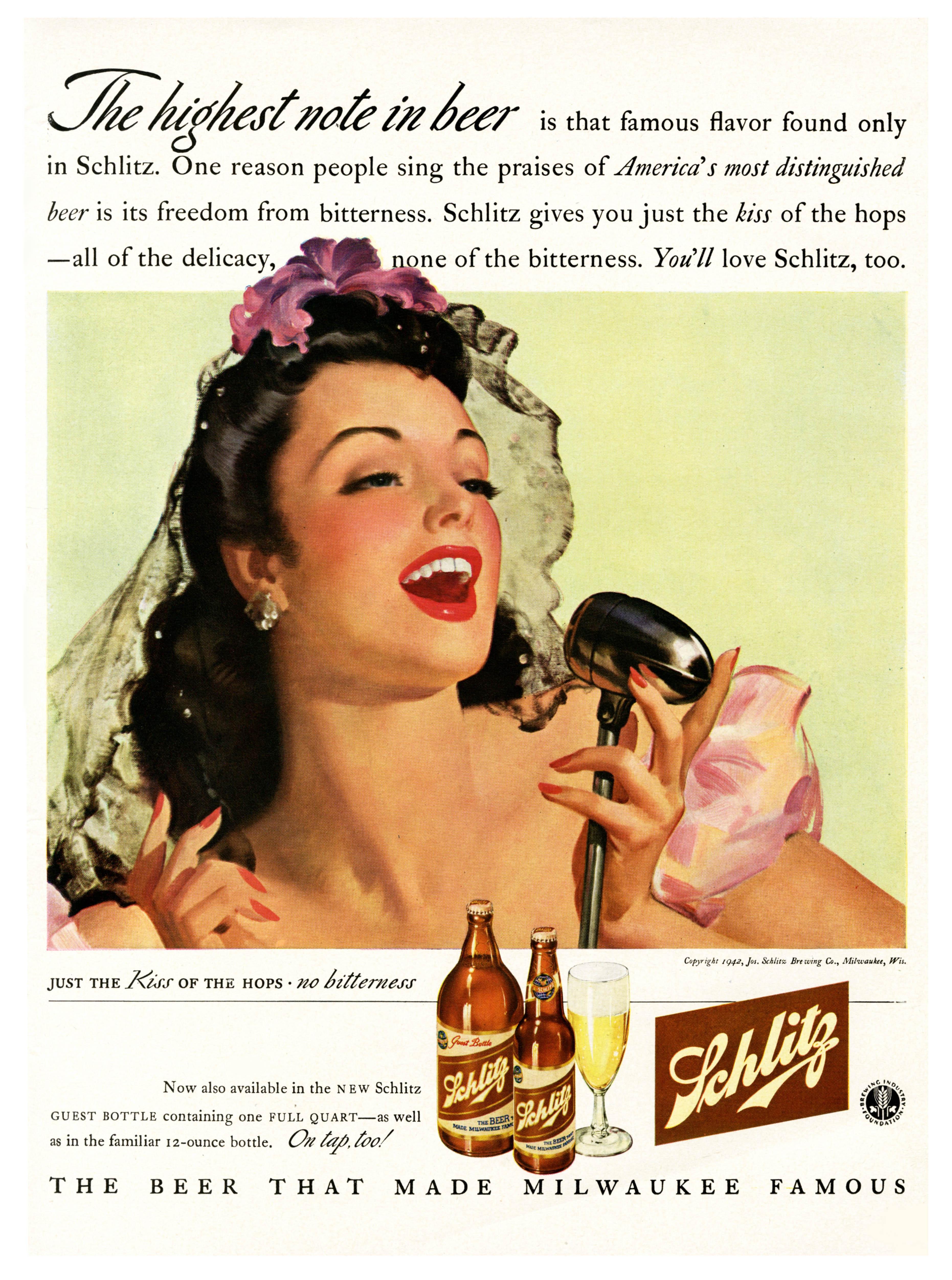 Joseph Schlitz Brewing Company - 1942