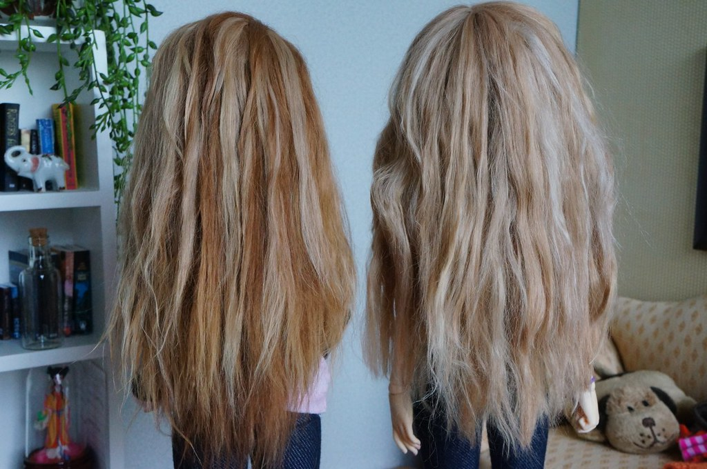 Hair Growth With Andolou Natural