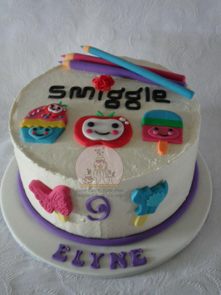 Trending Girls Birthday Cake