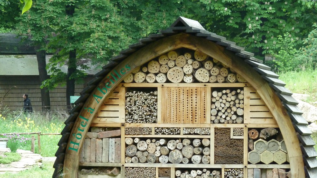 an image of bug%20hotel%20 Bug Hotel | by London