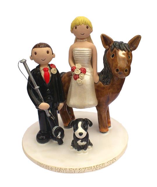 Horse cake topper Flickr - Photo Sharing!