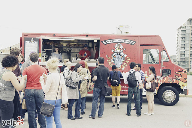 Food Trucks Rolled Into Jacksonville And Cooked Up A Book