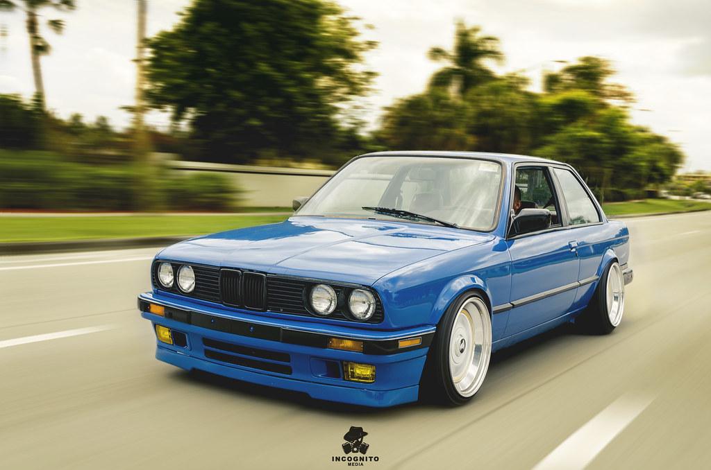 Laguna Seca Blue E30 Roller Www Fb Me Incognitomedia