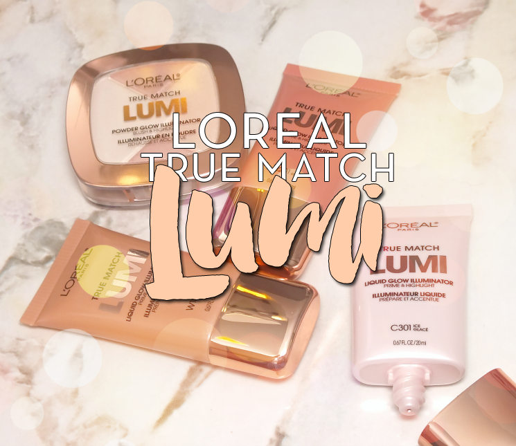 l'oreal true match lumi liquid powder glow illuminator review swatches (3)