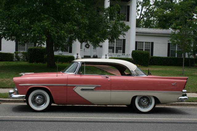 1956 plymouth belvedere 2 door hardtop sport coupe for 1956 plymouth belvedere 4 door