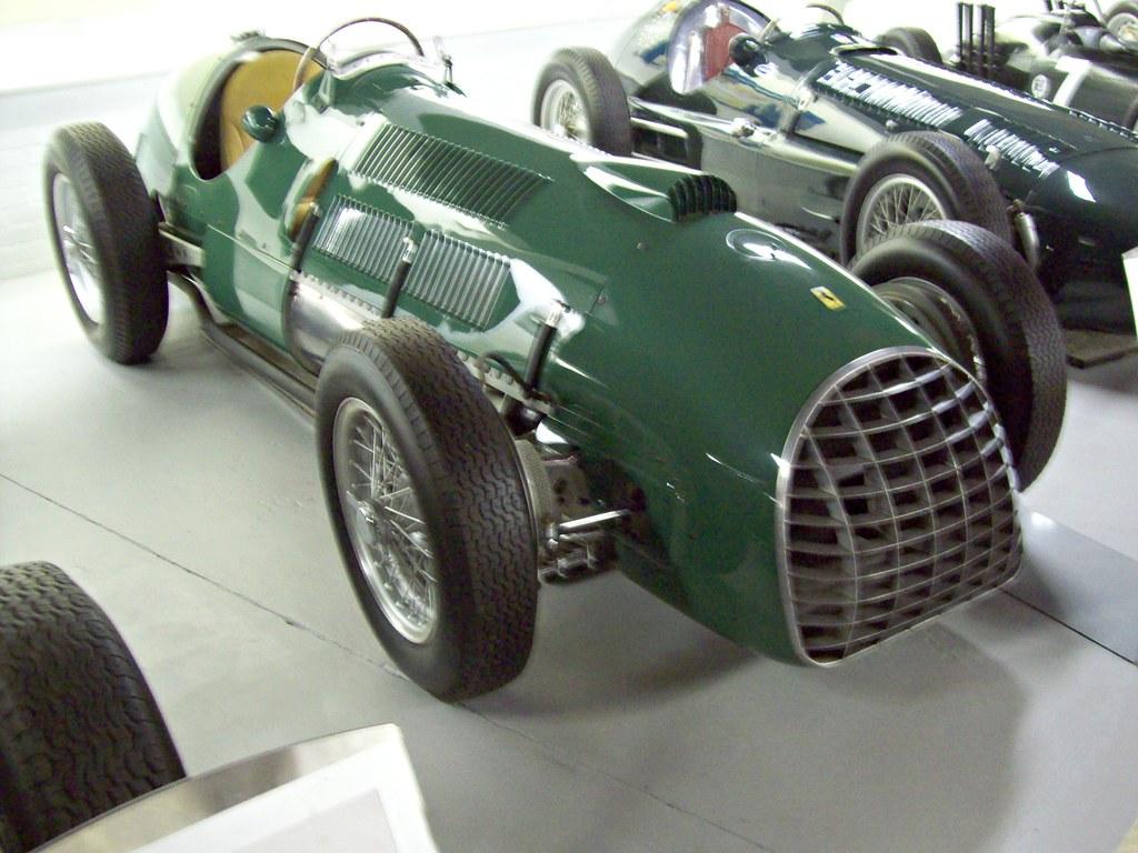 479 Ferrari 125 F1 1950 Ferrari 125 F1 1950 Engine