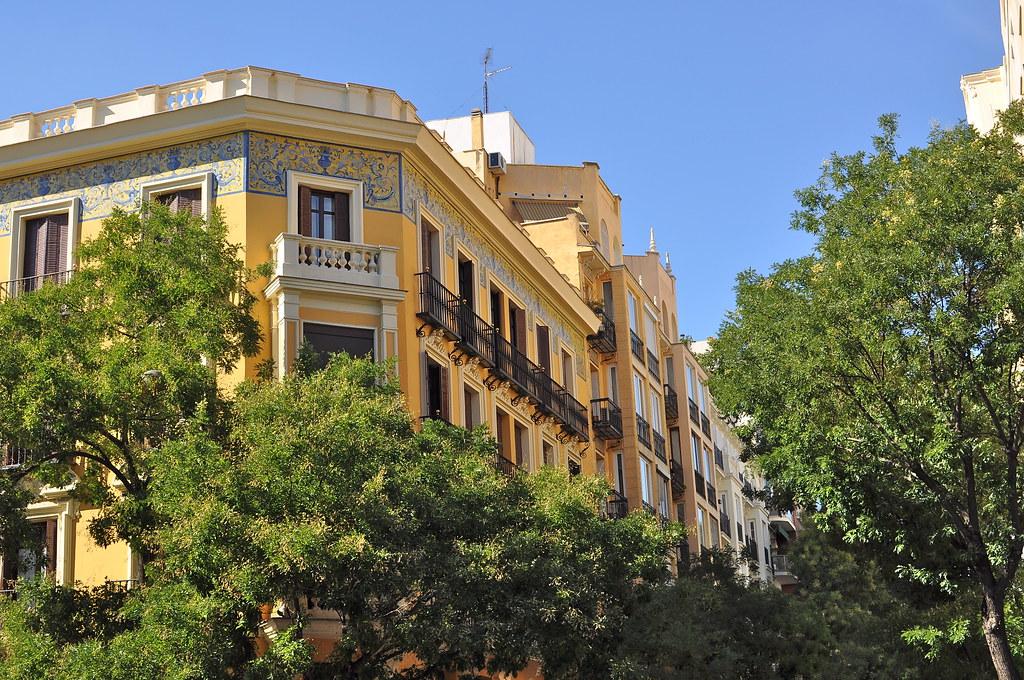 Calle castell goya madrid m roa flickr - Calle castello madrid ...