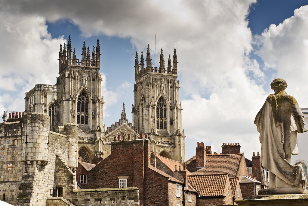 York, England - The GREAT Britain Travel Bucket List | via It's Travel O'Clock