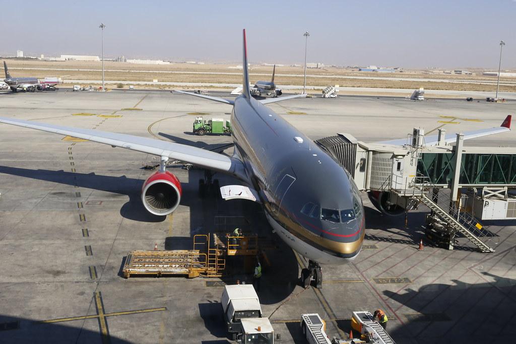 Royal Jordanian A330