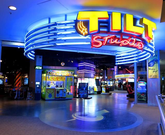 tilt game room
