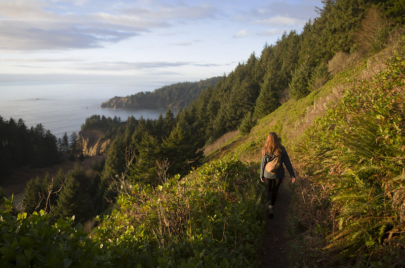 The Oregon Coast Trail