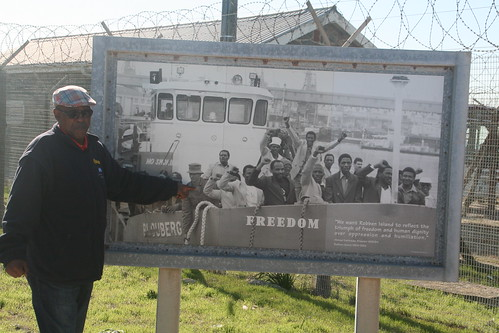 Freedom from Robben Island