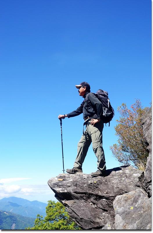 攝於玉山登山步道 2