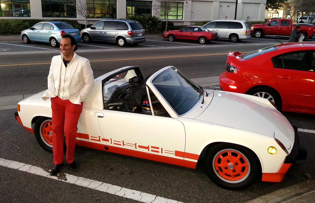 1974 Porsche 914 Le Can Am Creamsicle 11 Out Of Only 50 Flickr