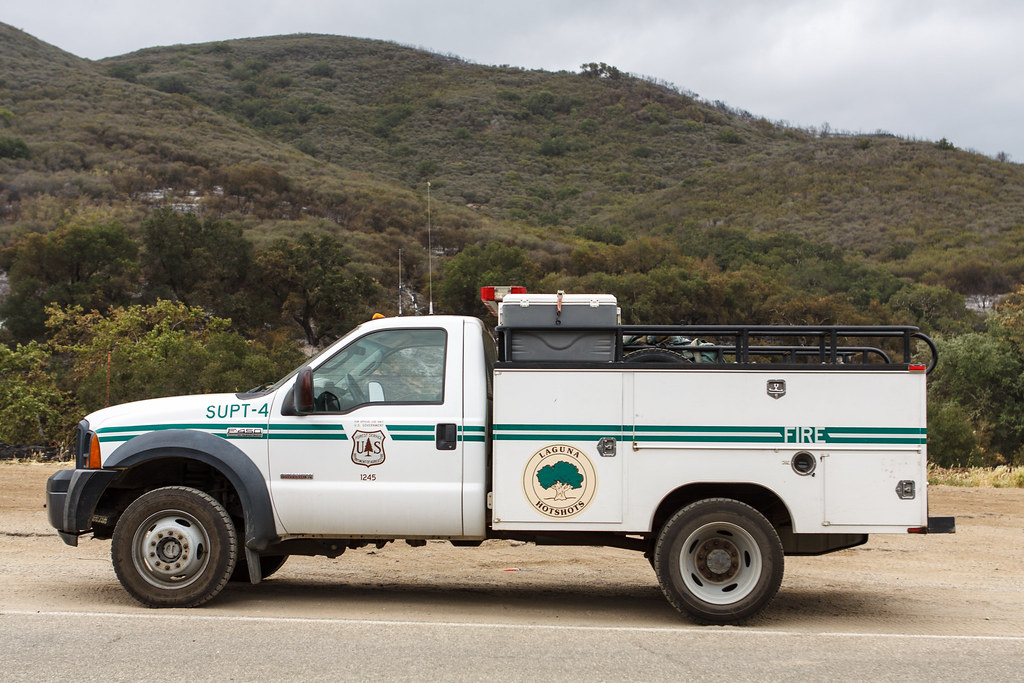 the strategies of the united states forest service usfs to protect the forest from wildfires