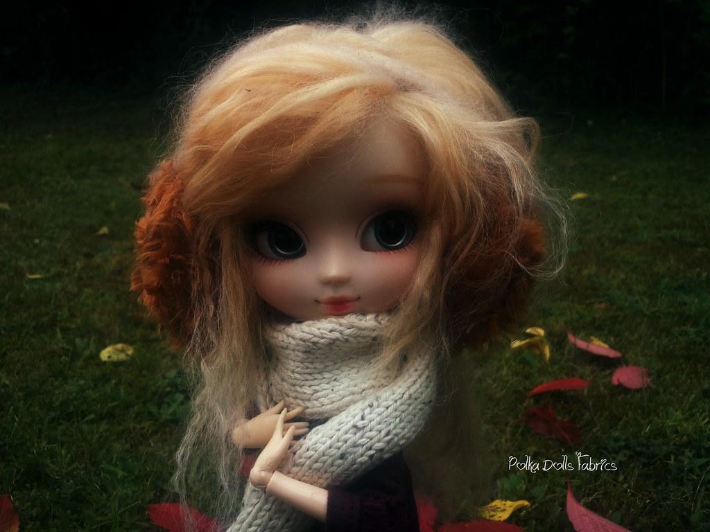 Pullip alice du jardin dolly polka dolls fabrics for Alice du jardin pullip