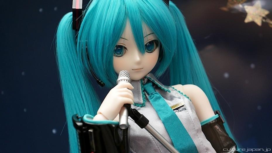 Hatsune Miku Doll  View More At Wwwdannychoocomenpost -3467